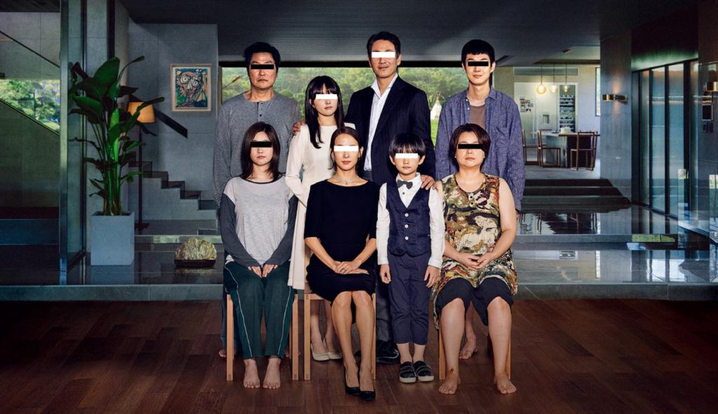 2019年パルムドール受賞作品『パラサイト 半地下の家族』