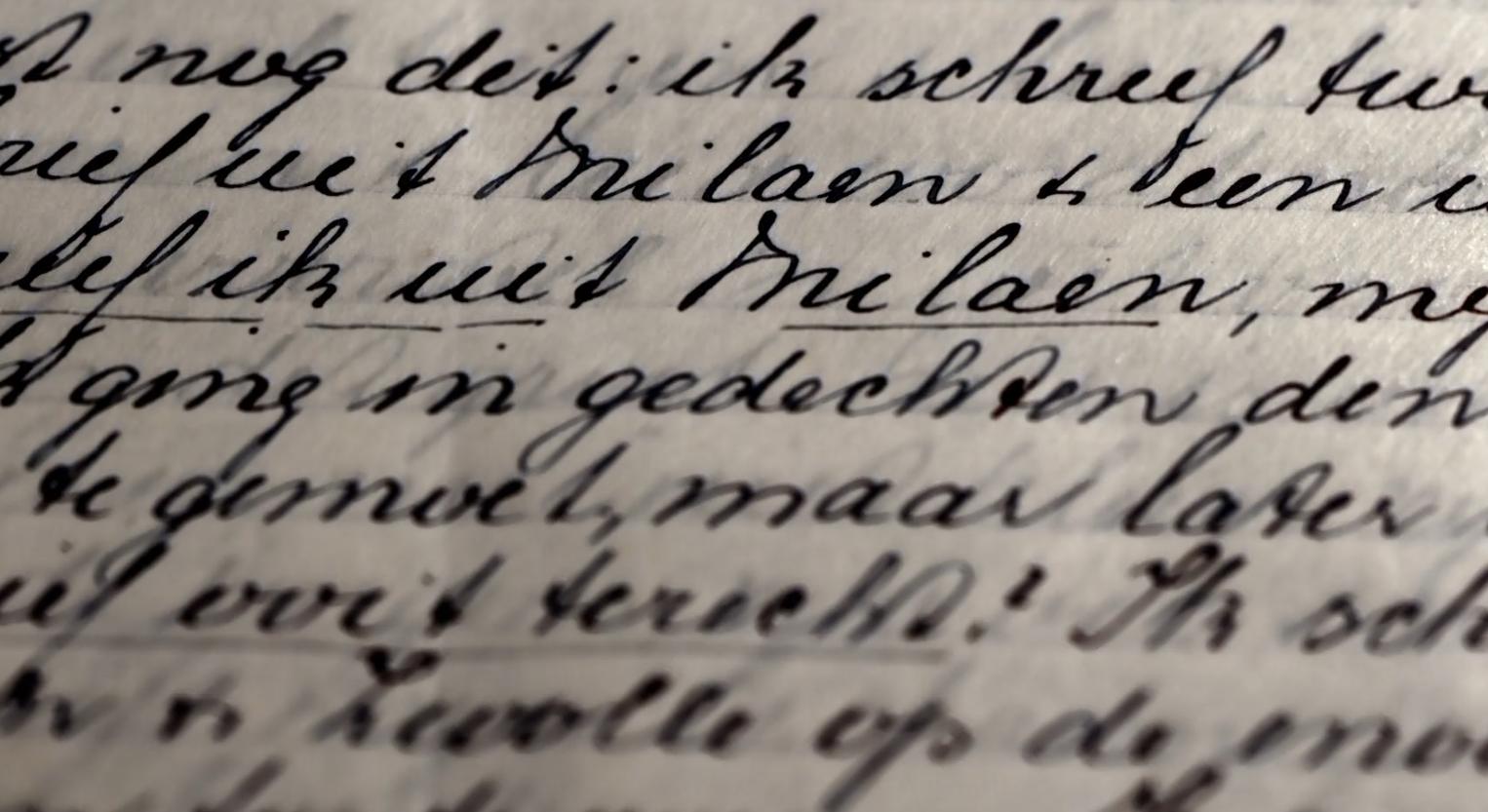 ヘレーネの手紙