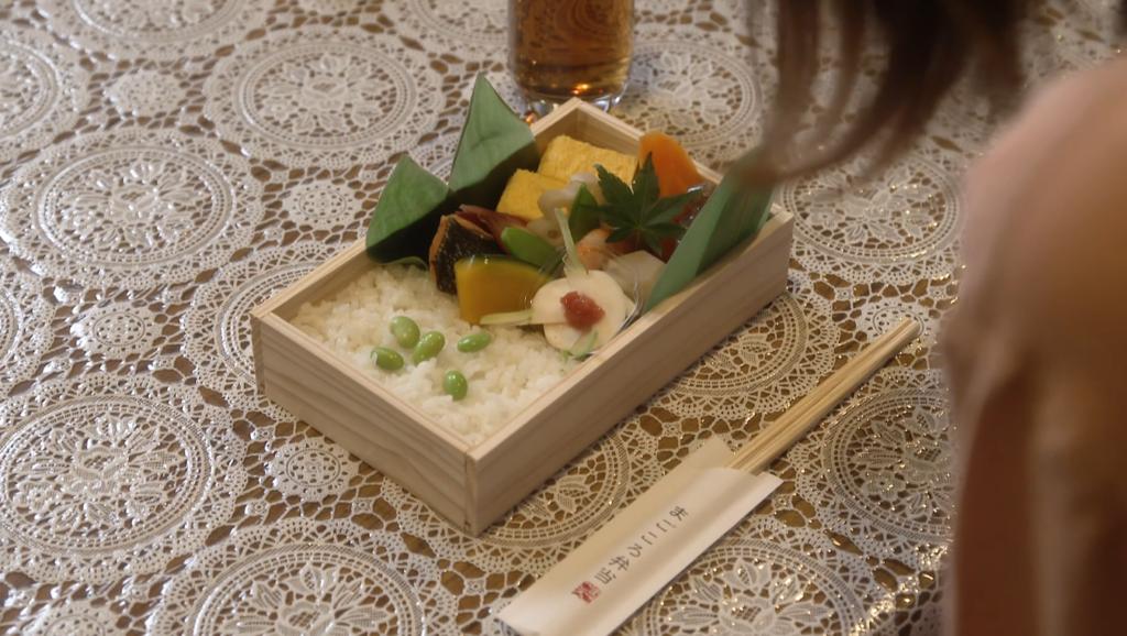 日本の良さにこだわったお弁当屋さん